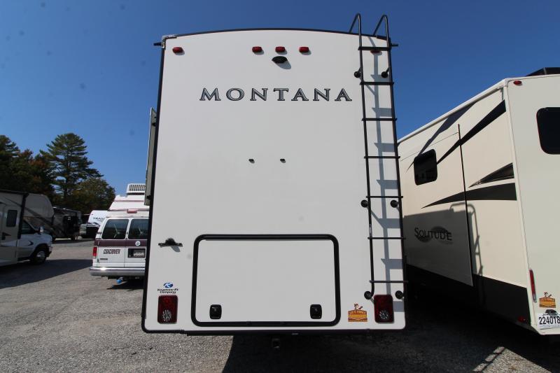 2021 Keystone RV Montana 3763 BP Fifth Wheel Campers