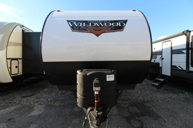 2021 Forest River Inc. Wildwood 33 TS Travel Trailer