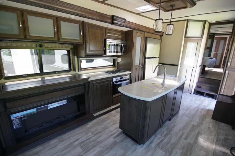 2020 Grand Design RV Solitude 373 FB Fifth Wheel Campers