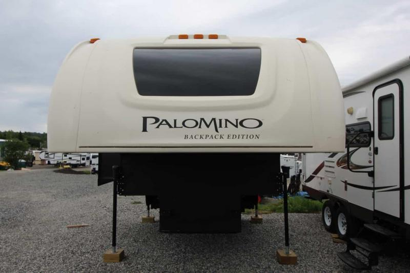 2015 Palomino Backpack 2902 Travel Trailer
