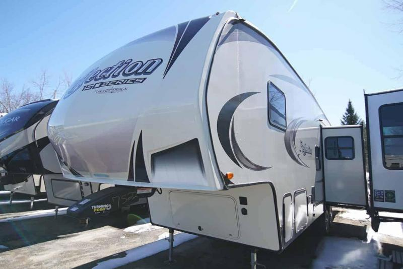 2019 Grand Design RV Reflection 150 Series 290 BH Fifth Wheel Campers