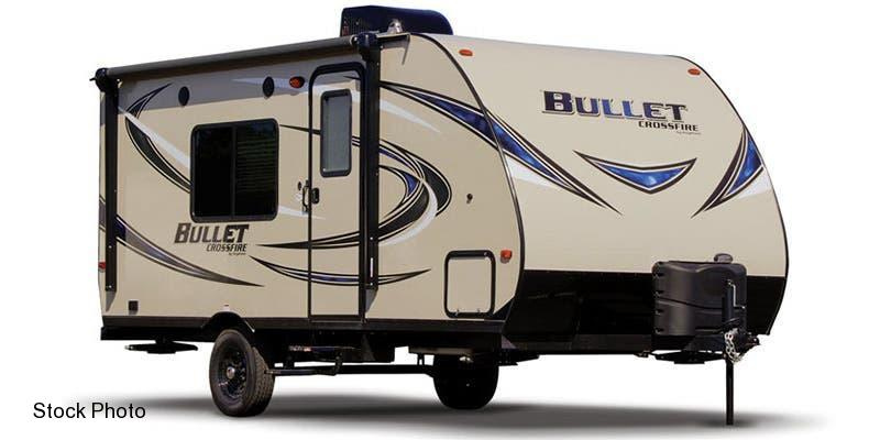 2017 Keystone RV Bullet 2510 BH Travel Trailer