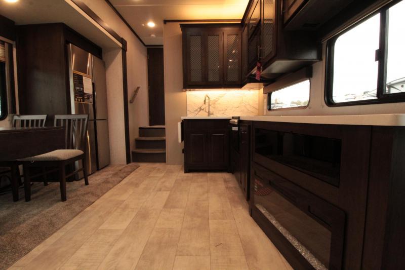 2021 Grand Design RV Momentum G-Class 393 G Toy Hauler