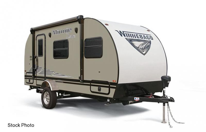2021 Winnebago Minnie Drop 170 S Travel Trailer