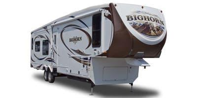 2014 Heartland RV Bighorn 3670RL Fifth Wheel Campers
