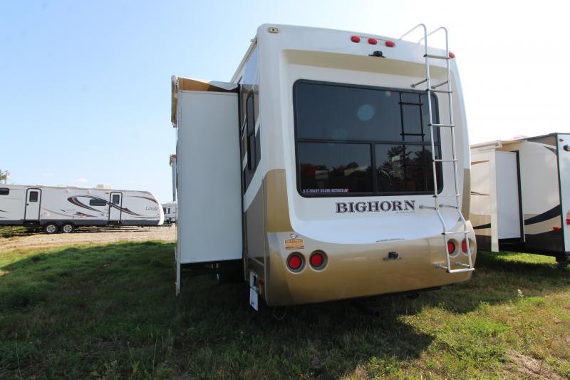 2014 Heartland RV Bighorn 3670RL Fifth Wheel Campers