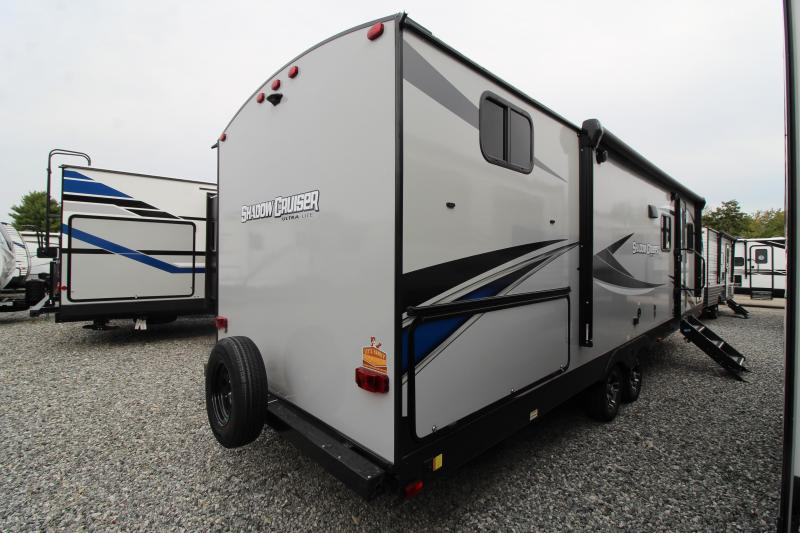 2021 Cruiser RV Shadow Cruiser 280 QBS Travel Trailer
