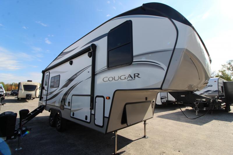 2021 Keystone RV Cougar Half-Ton 23 MLS Fifth Wheel Campers