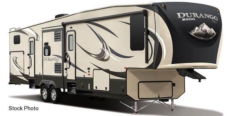 2017 Kz Durango 325 RLT Fifth Wheel Campers