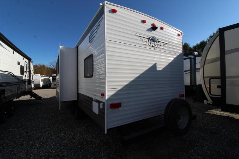 2021 Shasta Shasta Oasis 26 BH Travel Trailer