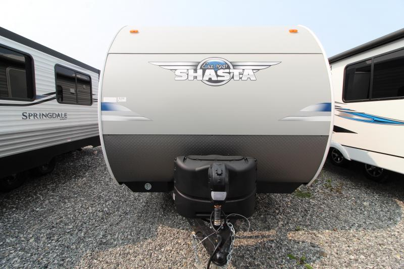 2021 Shasta Shasta Oasis 26 DB Travel Trailer