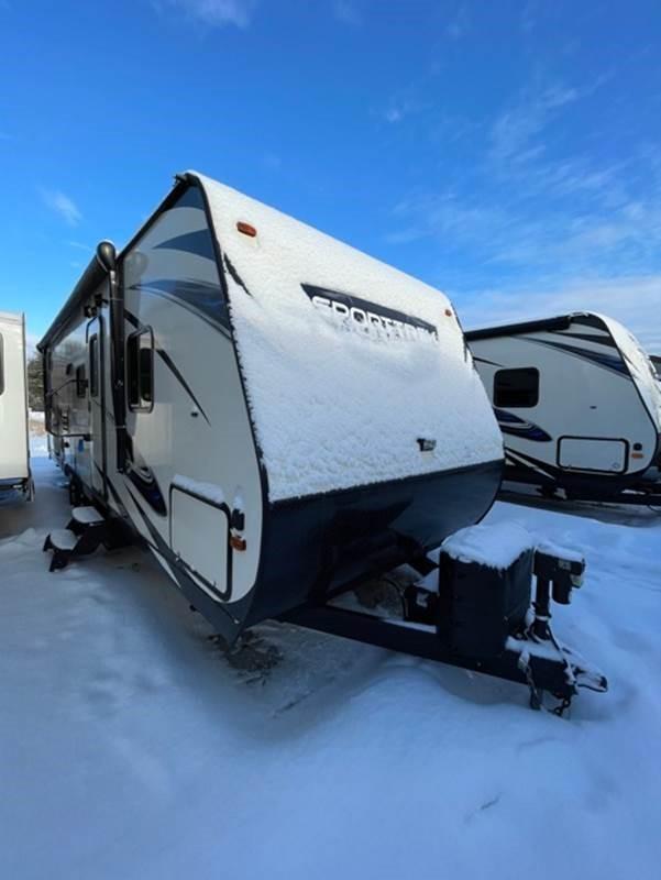 2018 Venture SportTrek 270 VBH Travel Trailer