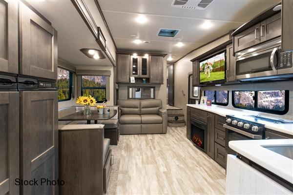 2021 Grand Design RV Reflection 28 BH Fifth Wheel Campers