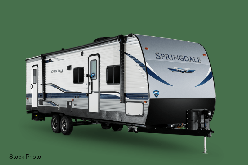 2021 Keystone RV Springdale 38 FL Travel Trailer