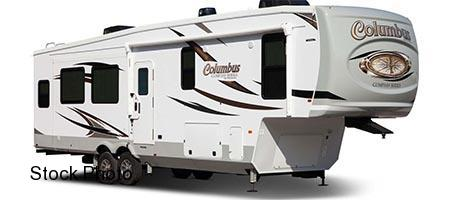 2021 Palomino Columbus 329 DVC Fifth Wheel Campers