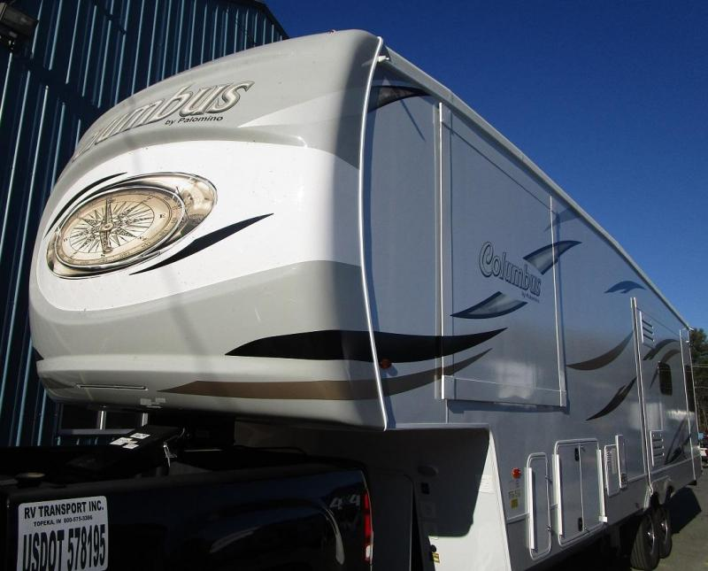 2021 Palomino Columbus 329 DVC Fifth Wheel Campers