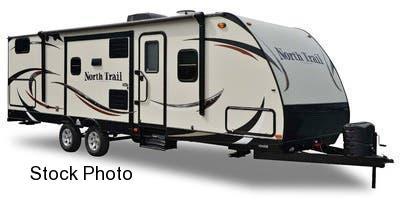 2015 Heartland RV North Trail 32 RLTS Travel Trailer