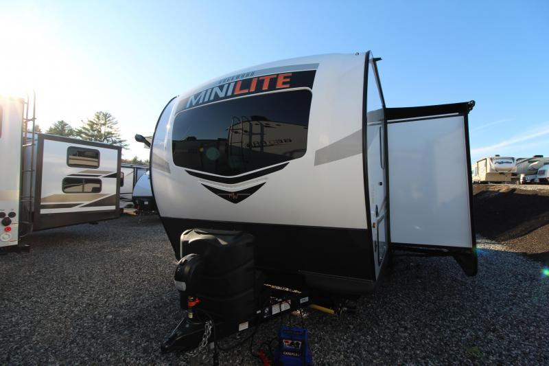 2021 Forest River Inc. Rockwood Mini Lite 2509 S Travel Trailer