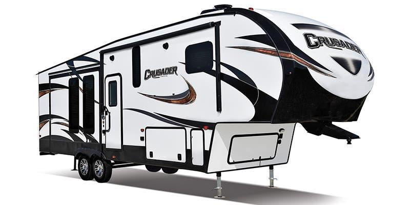 2018 Prime Time Crusader 319 RKT Fifth Wheel Campers