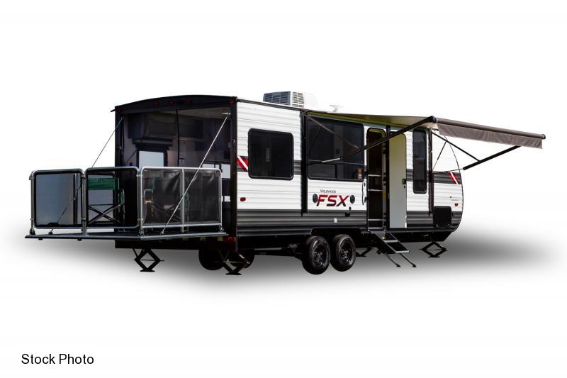 2021 Forest River Inc. Wildwood FSX 260 RXT Toy Hauler