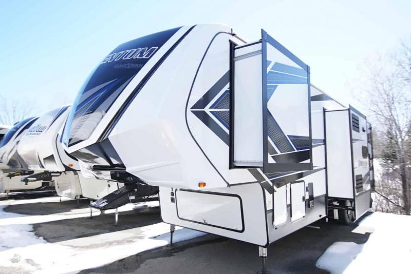 2019 Grand Design RV 349 M Toy Hauler