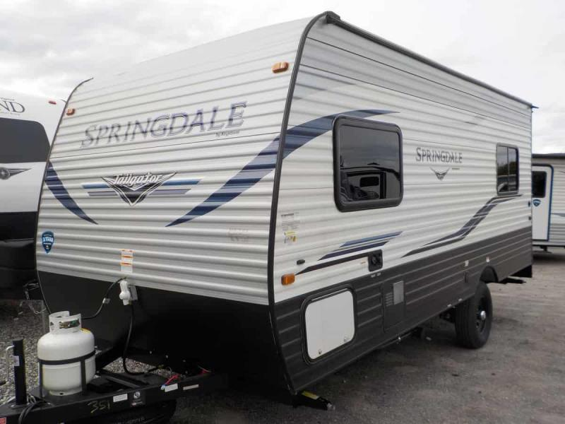 2020 Keystone RV Springdale 1720 TH Toy Hauler