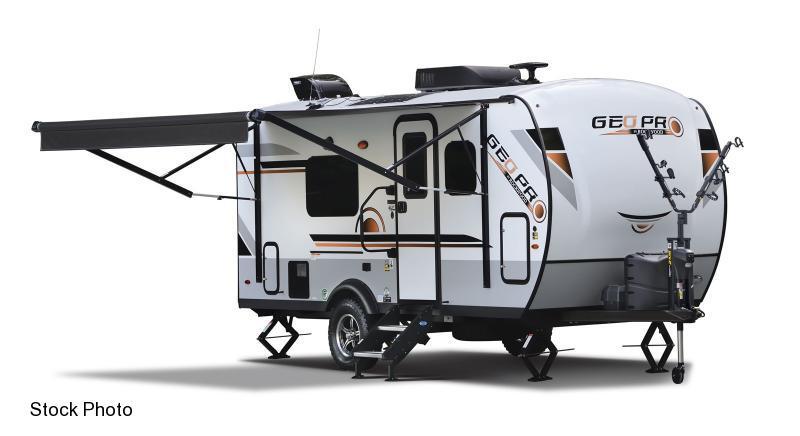 2021 Forest River Rockwood Geo Pro G19 FBS Travel Trailer
