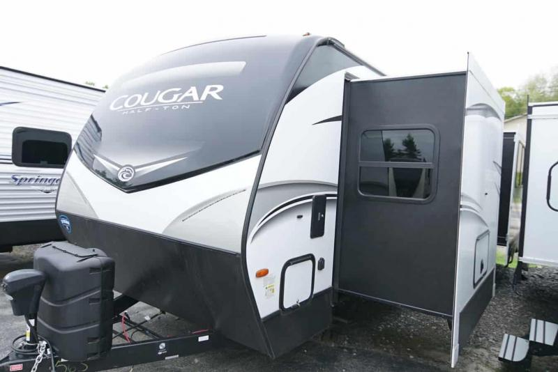 2020 Keystone RV Cougar Half-Ton 30 RKD Travel Trailer