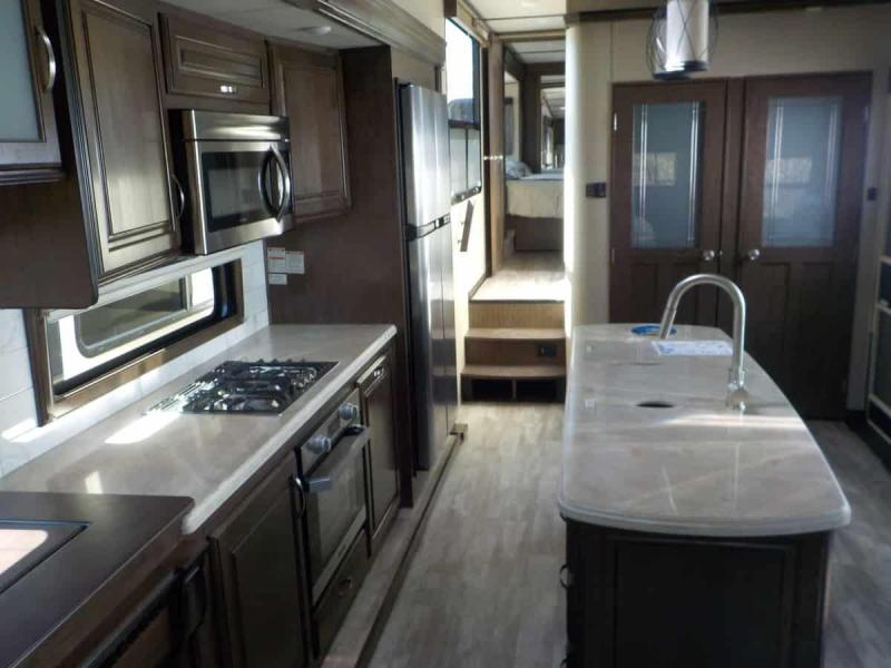 2019 Grand Design RV Solitude 385 GK Fifth Wheel Campers