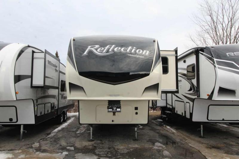 2019 Grand Design RV Reflection 367 BHS Fifth Wheel Campers