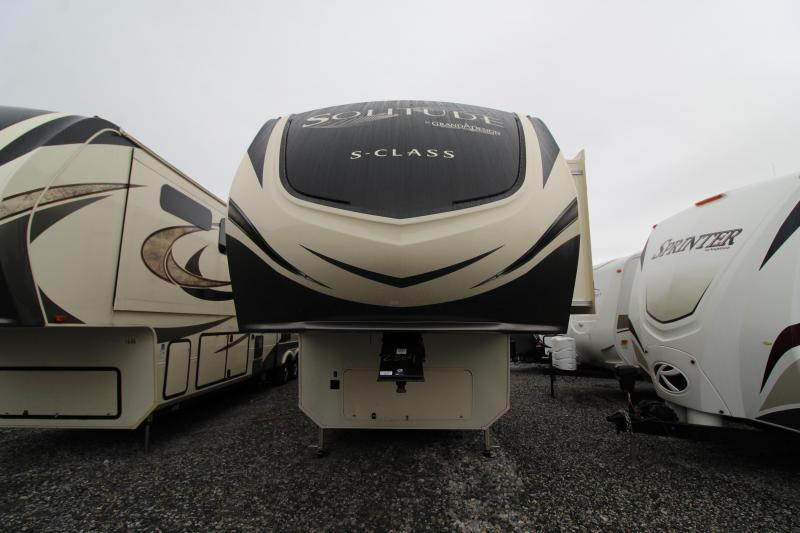 2021 Grand Design RV Solitude S-Class 3540 GK-R Fifth Wheel Campers