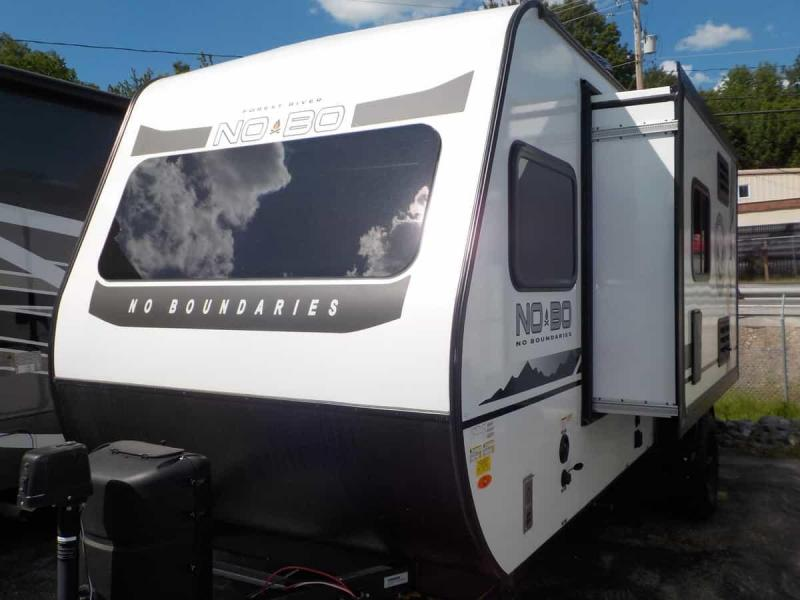 2020 Forest River, Inc. No Boundaries 16.2 Travel Trailer
