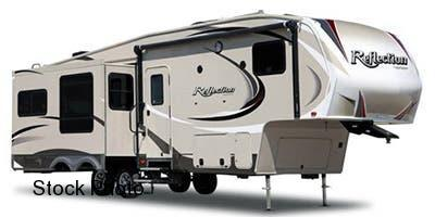 2015 Grand Design RV Reflection 303 RLS Fifth Wheel Campers