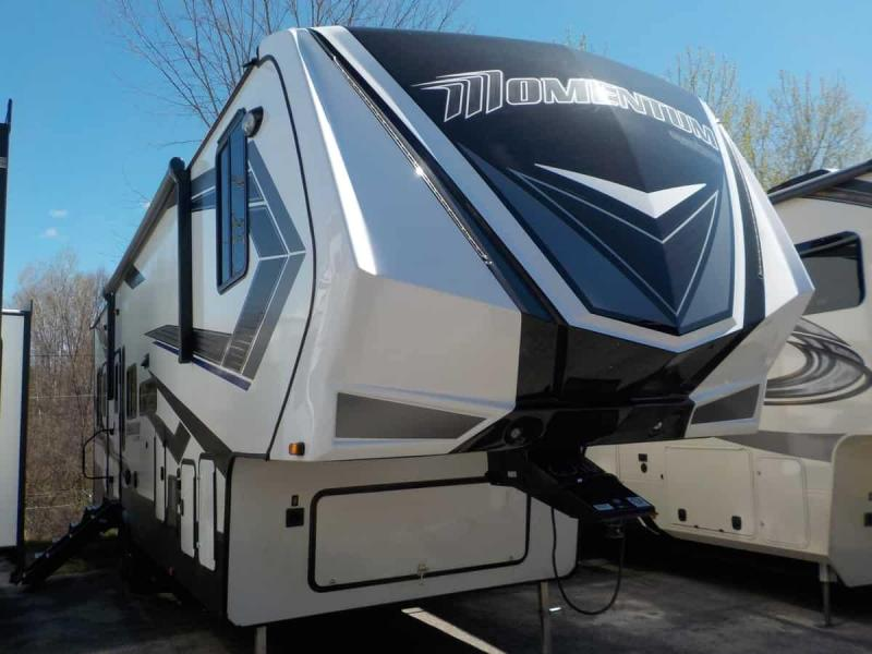 2020 Grand Design RV MOMENTUM Toy Hauler