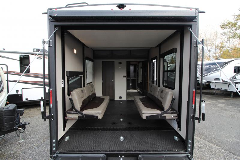 2021 Grand Design RV Momentum G-Class 29 G Toy Hauler