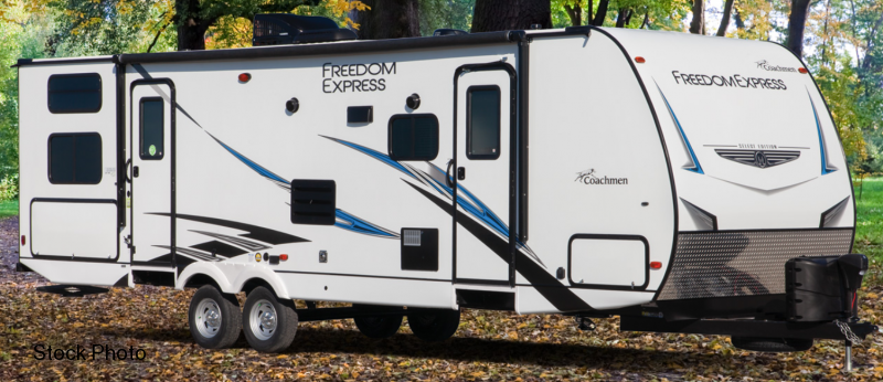 2021 Coachmen Freedom Express Select 287 SE Travel Trailer