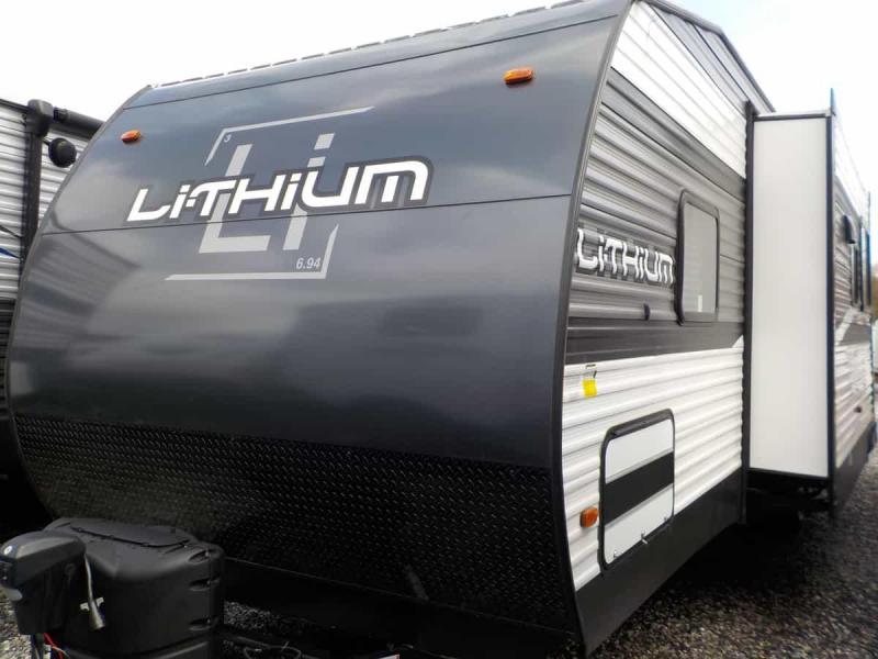 2021 Heartland RV Lithium 3116 Toy Hauler