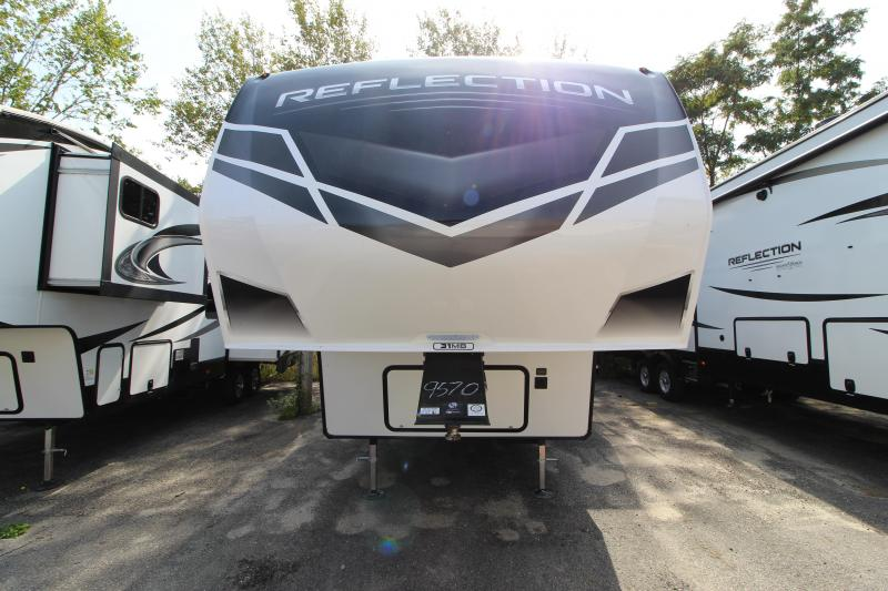 2021 Grand Design RV Reflection 31 MB Fifth Wheel Campers