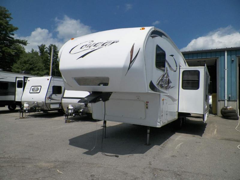 2010 Keystone RV Cougar 276 RLS Fifth Wheel Campers