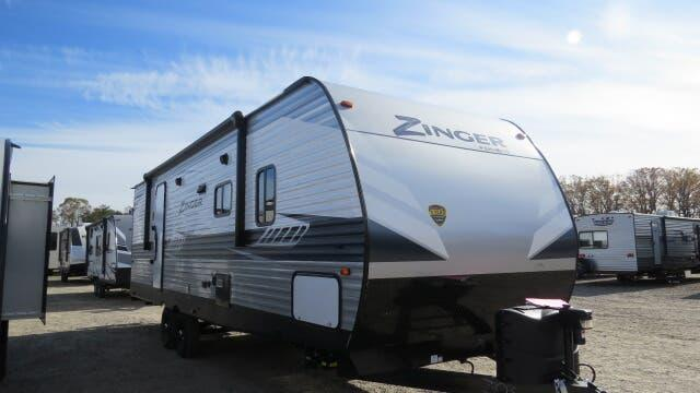 2020 CrossRoads Zinger 280RB