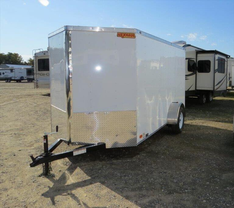 2021 Nexhaul 6' x 10' Enclosed