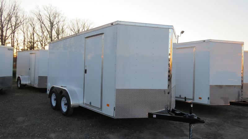 2021 Nexhaul 7' x 16' Enclosed