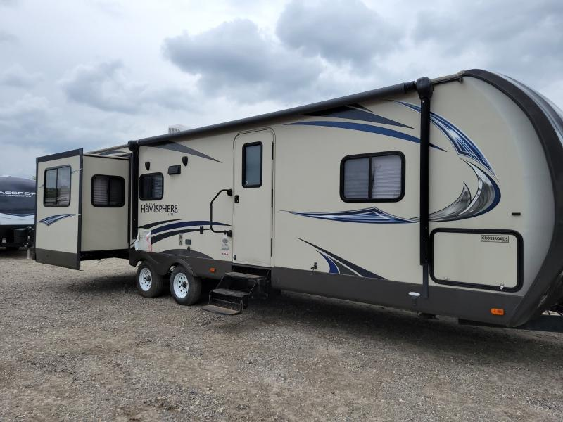 2014 Forest River Salem Hemisphere 299RE