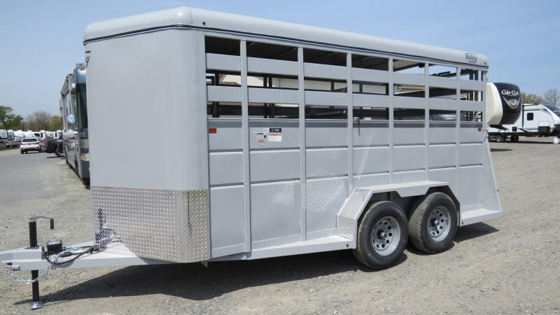 2022 Valley Trailers  6X16 STOCK BP 7' HEIGHT