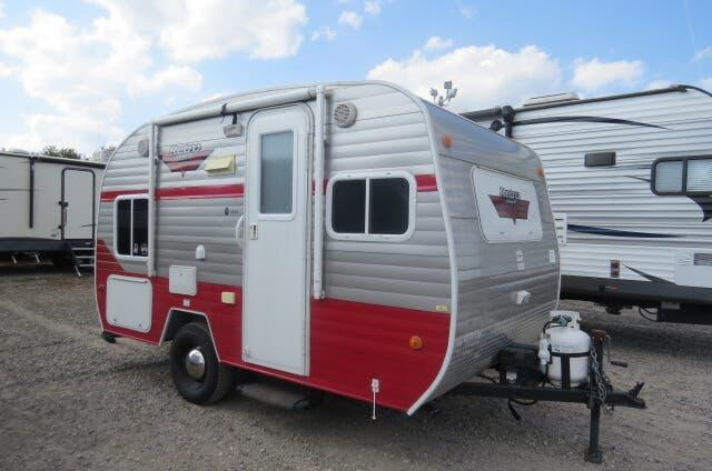 2017 Riverside RV Retro 155XL