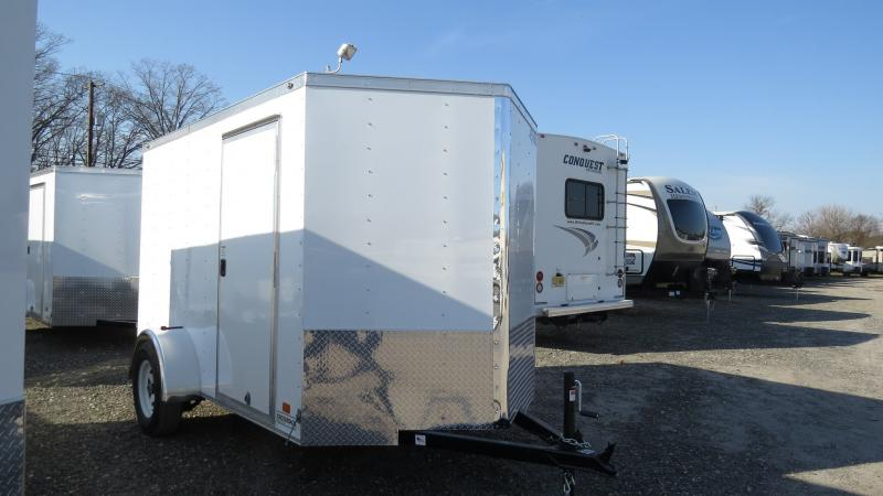 2021 Nexhaul 6' x 12' Enclosed