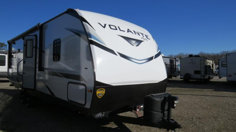 2021 CrossRoads Volante VL25RL
