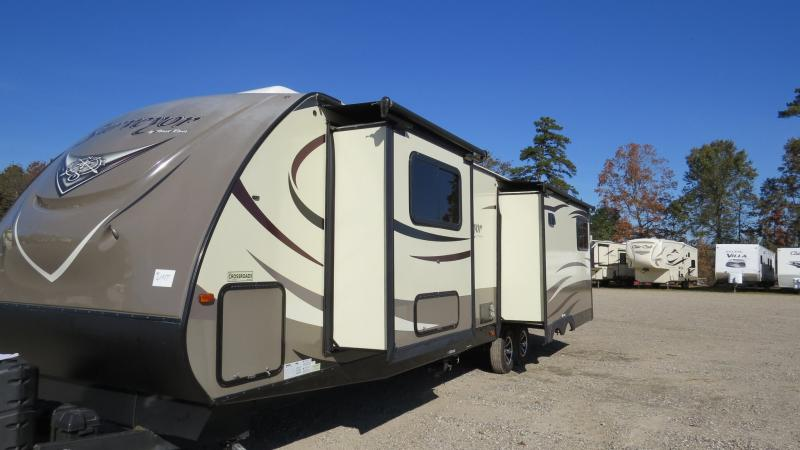 2015 Forest River Surveyor 33RETS