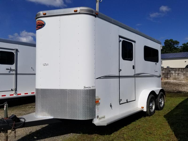 2009 Sundowner SunLite 777 2H WARMBLOOD WITH DR
