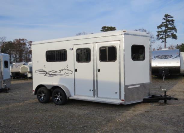 2021 Homesteader Stallion 2 HORSE WARMBLOOD W/DR 214FB